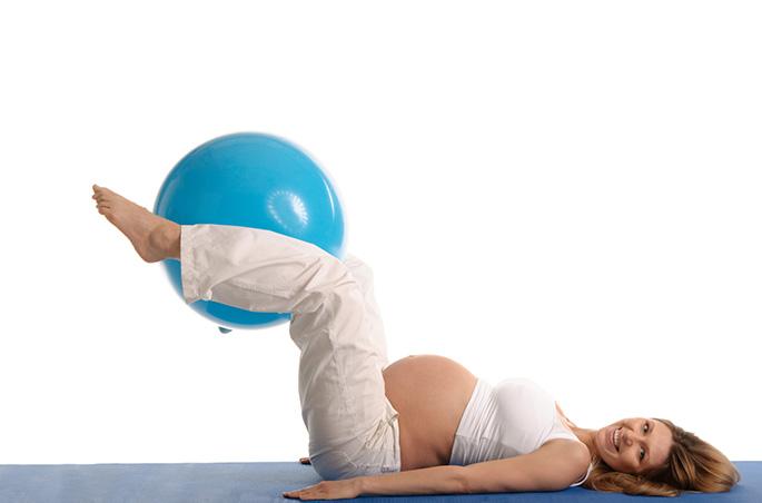 yoga na gestação