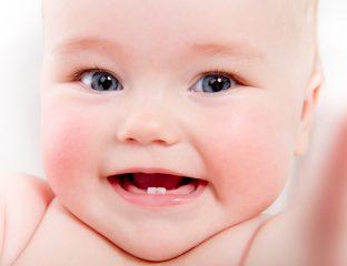 higiene bucal do bebê