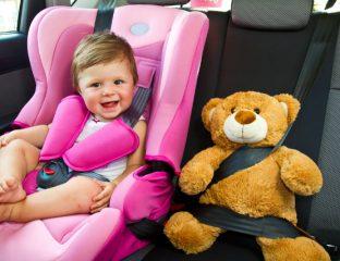 viagem com seu bebê