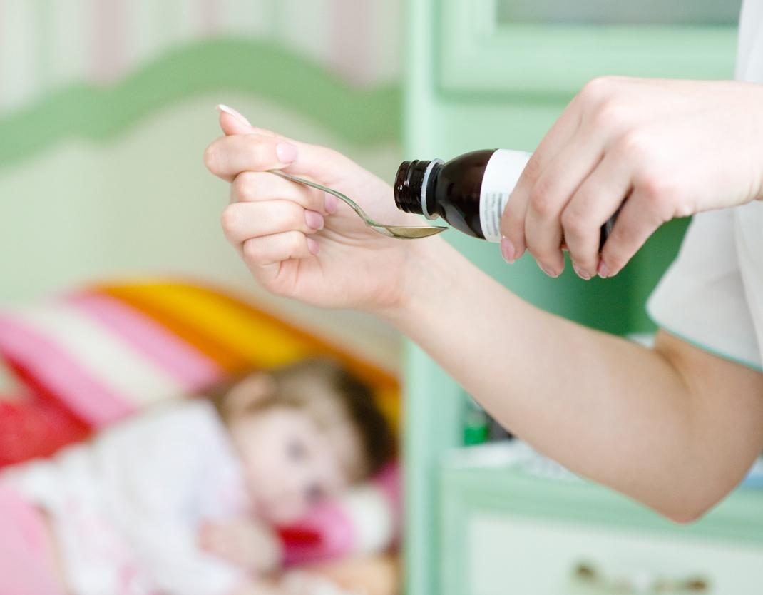 remédio para bebe