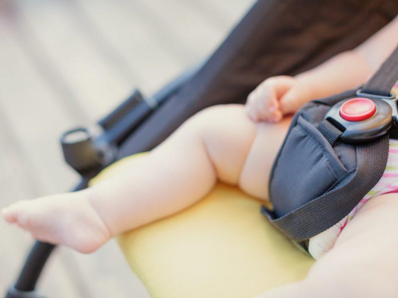 acidentes com bebês