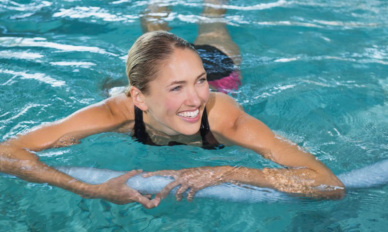 atividade física para fertilidade natação