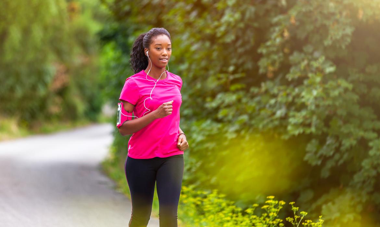 atividade física para fertilidade caminhada corrida