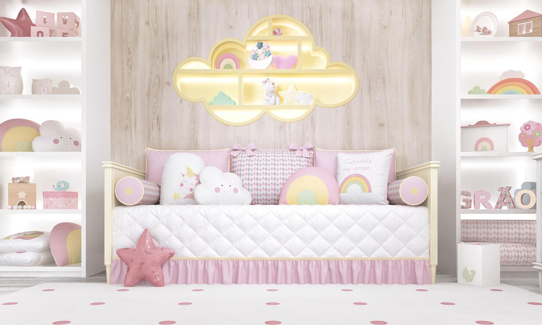 40bc0bee6d Quarto de bebê moderno  5 temas para a decoração dos sonhos