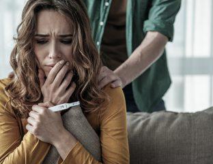 Emoções fortes podem provocar aborto